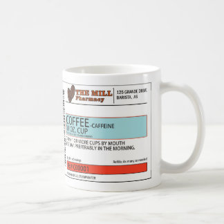 The Original Coffee Prescription Mug - 11 oz.