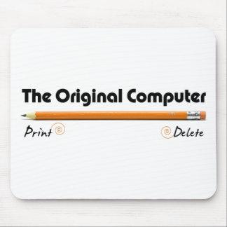 The Original Computer Mouse Pad
