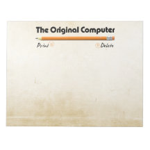 The Original Computer Note Pad