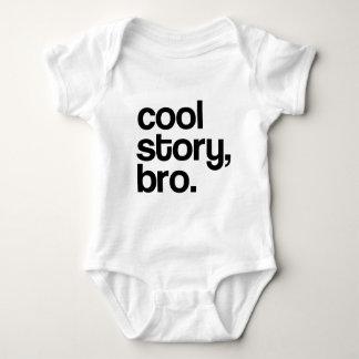 THE ORIGINAL COOL STORY BRO BABY BODYSUIT
