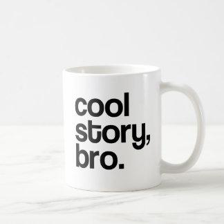 THE ORIGINAL COOL STORY BRO COFFEE MUG