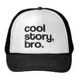 THE ORIGINAL COOL STORY BRO HAT