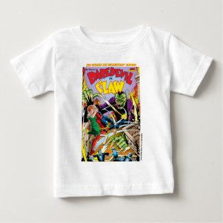 The Original Dare Devil vs the Claw by Steve Ditko Baby T-Shirt