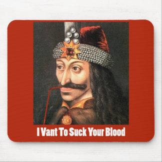 The Original Dracula, Halloween!!! Mouse Pad