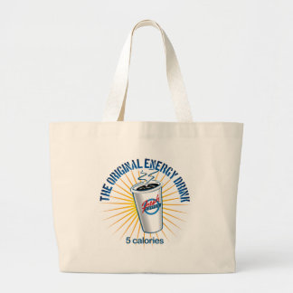 The Original Energy Drink Canvas Bags