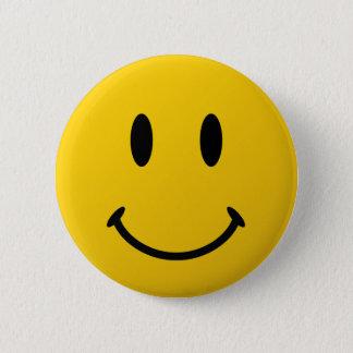 The Original Face Pinback Button