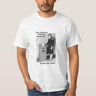 "The Original ""Friend Request"" Shirt"