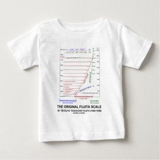 The Original Fujita Scale Tetsuya Theodore Fujita Baby T-Shirt