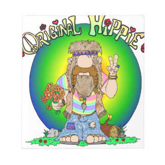 The Original Hippie Notepad