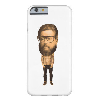 The Original Hipster Spurgeon Barely There iPhone 6 Case