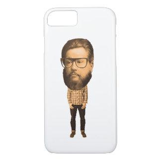 The Original Hipster Spurgeon iPhone 8/7 Case
