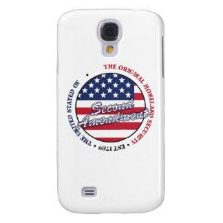 The original homeland security - Second amendment Samsung Galaxy S4 Covers