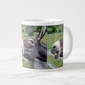 The Original Jackass Funny Donkey Mule Farm Animal Large Coffee Mug