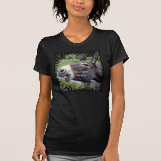 The Original Jackass Funny Donkey Mule Farm Animal Tee Shirt