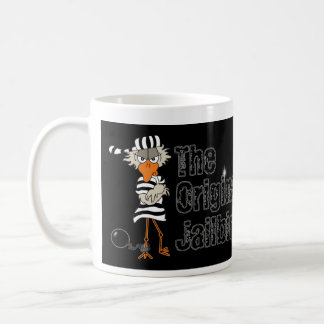 The Original Jailbird Mug