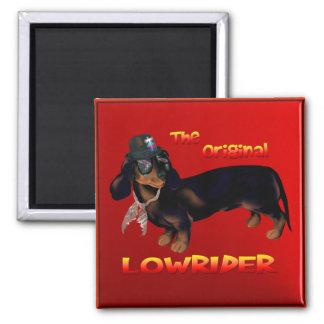 The Original Lowrider Magnet