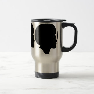 The Original Man Commuter Coffee Mug