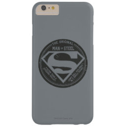 The Original Man of Steel Barely There iPhone 6 Plus Case