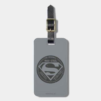 The Original Man of Steel Luggage Tag