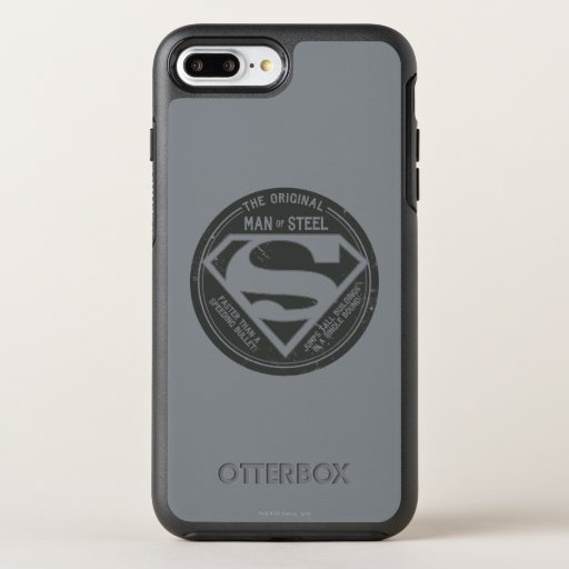 The Original Man of Steel OtterBox Symmetry iPhone 8 Plus/7 Plus Case
