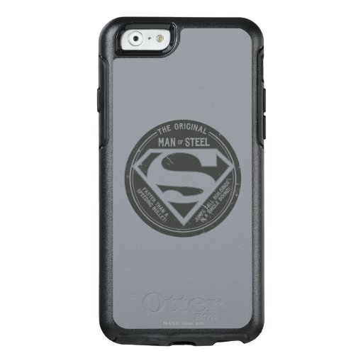 The Original Man of Steel OtterBox iPhone 6/6s Case