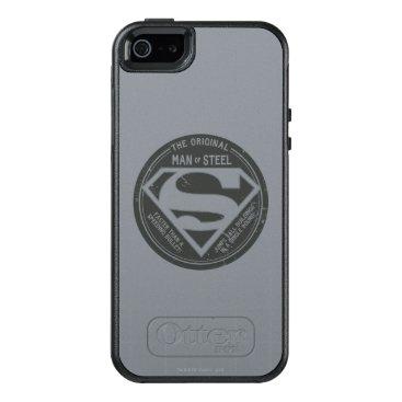The Original Man of Steel OtterBox iPhone 5/5s/SE Case