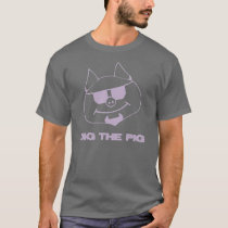 "The Original Mens ""Dig The Pig"" tee"