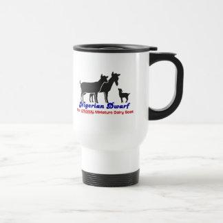 The Original Miniature Dairy Goat Travel Mug