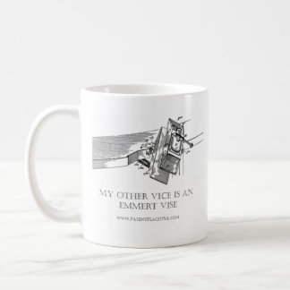 "The Original ""My Other Vice is an Emmert Vise"" MUG"