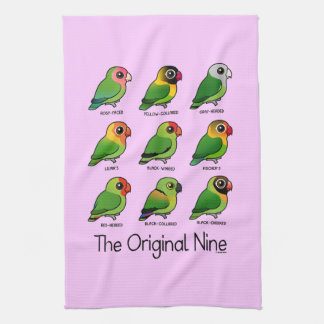 The Original Nine Kitchen Towels