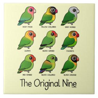 The Original Nine Tile