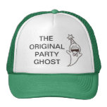 The Original Party Ghost Trucker Hat