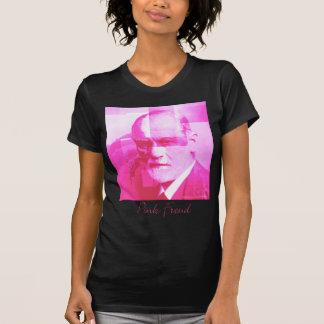 The Original Pink Freud_Black T-Shirt