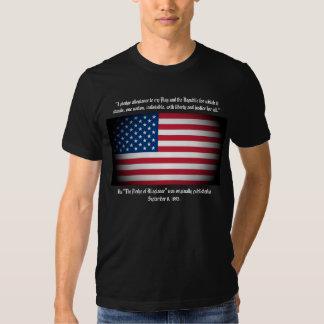 The Original Pledge of Allegiance Shirts