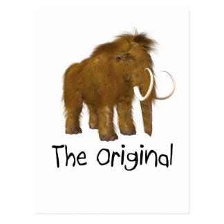 """""""The Original"""" Postcard"""