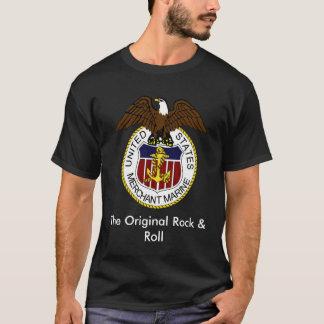 The Original Rock & Roll Merchant Marine Seamen T-Shirt