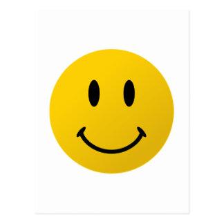 The Original Smiley Face Postcard