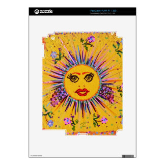 The Original Smiley Tiley Decal For iPad 2