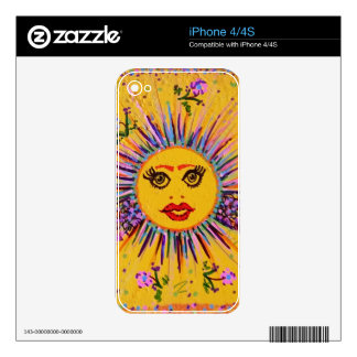 The Original Smiley Tiley Skins For iPhone 4S