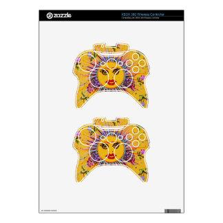 The Original Smiley Tiley Xbox 360 Controller Skin