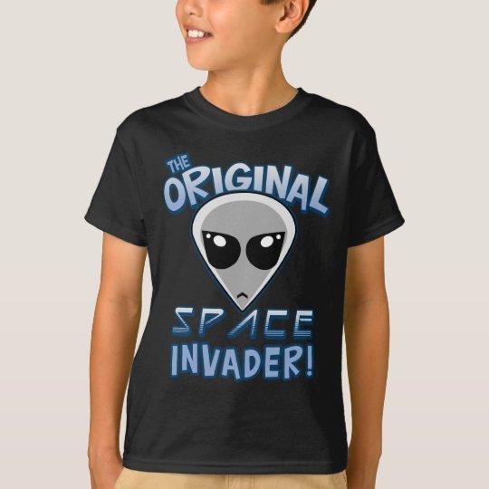The Original Space Invader T-Shirt