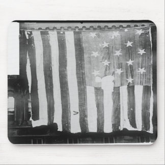 The Original Star Spangled Banner 15 Star Flag Mouse Pad