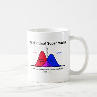 The Original Super Model Coffee Mug