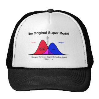 The Original Super Model Trucker Hat