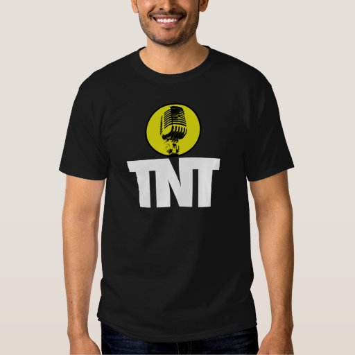 The Original Tuesday Night Tanked (TNT) Black Tee