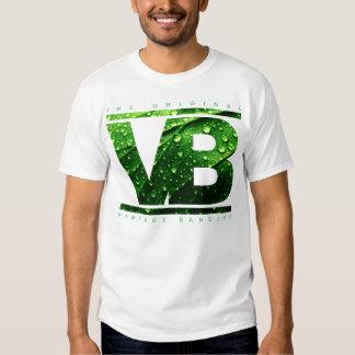 The Original Vintage Bandung Dew Leaves T-Shirt