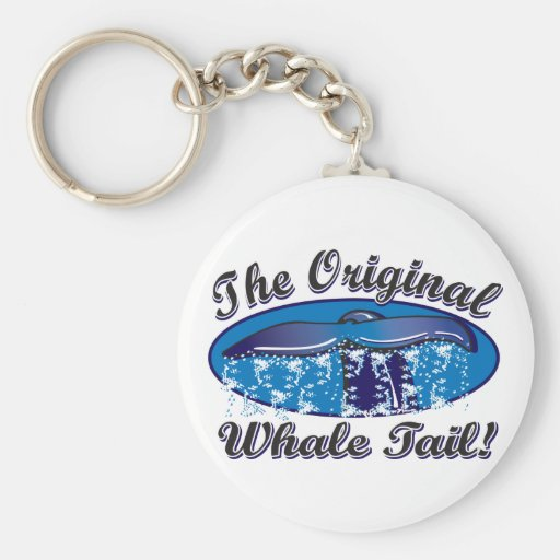 The-Original-Whale-Tail Key Chains