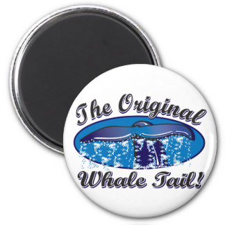 The-Original-Whale-Tail Magnet