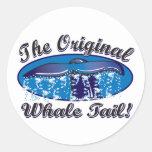 The-Original-Whale-Tail Sticker