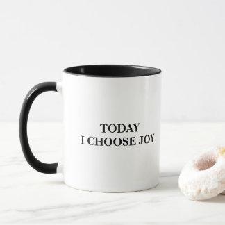 The Original Yoga Girl - Mug with positive quote